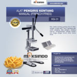 Jual Alat Pengiris Kentang Manual (french fries) di Medan