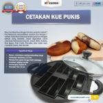 Jual Cetakan Kue 7 Lubang Variasi di Medan
