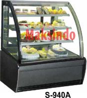 Mesin-Cake-Showcase maksindomedan