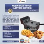 Jual Mesin Deep Fryer (Listrik) – Penggoreng Serbaguna Di Medan