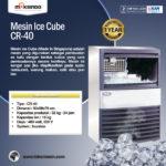Jual Mesin Pembuat Es Batu (Ice Cuber Machine) di Medan