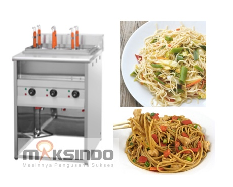 Mesin Pemasak Mie 6 Lubang-maksindo