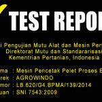 Jual Mesin Cetak Pelet di Medan