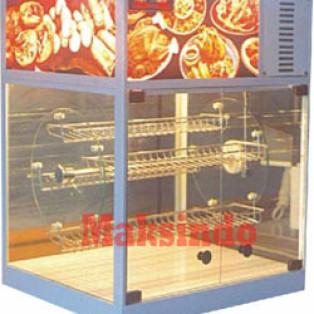 Jual Mesin Rotating Display Warmer di Medan