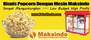 mesin popcorn 1 maksindo medan