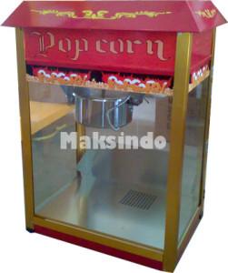 mesin popcorn 3 maksindo medan
