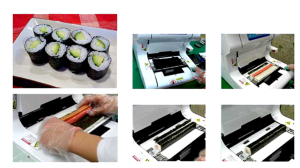 mesin sushi processing equipment 6 maksindo medan