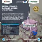 Jual Paket Mesin Pembuat Bawang Goreng di Medan