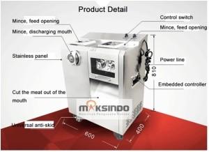 Mesin Pengiris dan Penggiling Daging Standing (Kombinasi)-4-maksindomedan