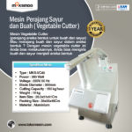 Jual Mesin Vegetable Cutter – MKS-VC45 di Medan