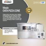 Jual Mesin Pembuat Pizza Cone Paket Lengkap di Medan
