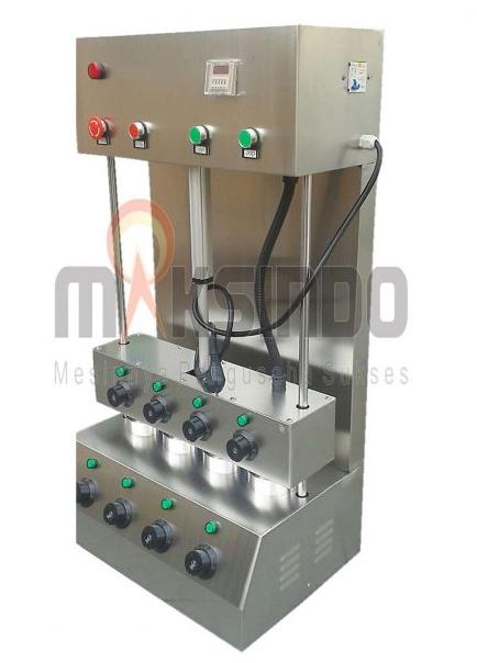 Mesin Pembuat Pizza Cone Paket Lengkap-maksindo-2