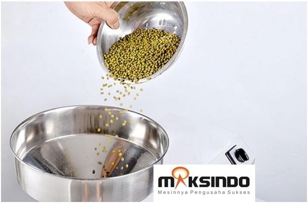 Mesin Penepung Biji-Bijian, Bumbu dan Herbal (GRAIN GRINDER)-7-maksindo