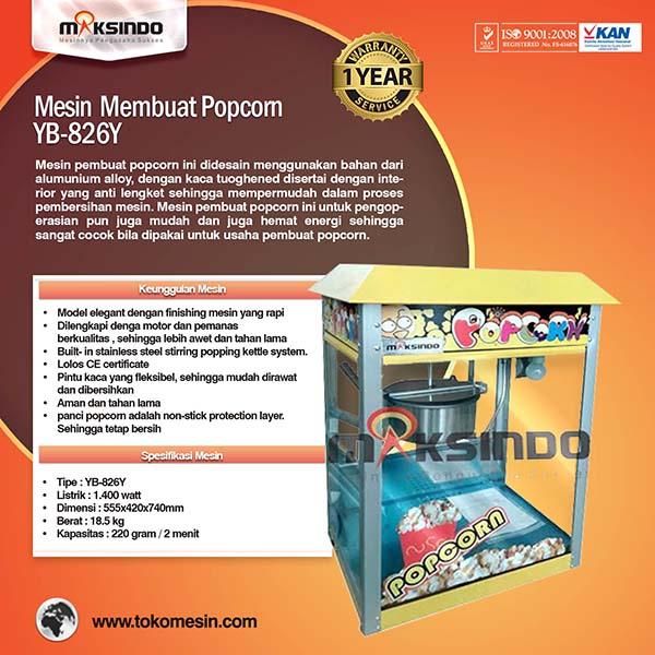 mesin-popcorn-untuk-membuat-popcorn-yb-826y