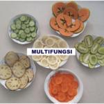Jual Perajang Manual MULTIFUNGSI Kentang, Singkong dan Sayuran di Medan