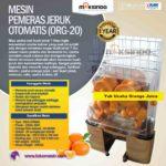 Jual Mesin Pemeras Jeruk Otomatis (ORG-20) di Medan
