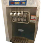 Jual Mesin Soft Ice Cream 3 Kran (Denmark Compressor) – ISC32 di Medan