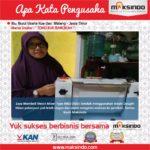 Jual Mesin Dough Mixer 5 kg (MKS-DG05) di Medan