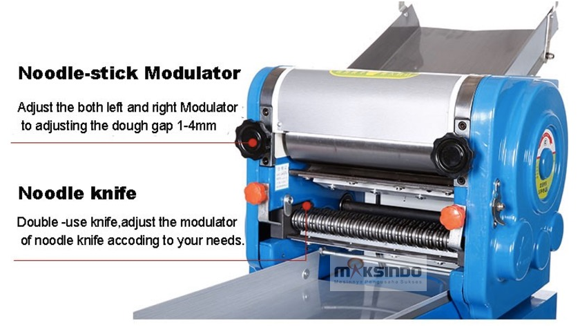 Mesin Cetak Mie Industrial (MKS-300)-4
