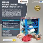 Jual Mesin Giling Daging Industri (AGR-GD42) di Medan