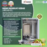 Jual Mesin Giling Daging Industri (AGR-GD62) di Medan