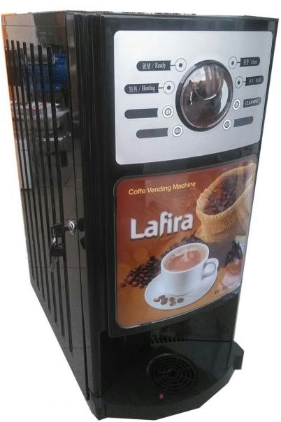 Mesin Kopi Vending LAFIRA (Smart Instant Coffee Machine)-2