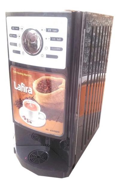 Mesin Kopi Vending LAFIRA (Smart Instant Coffee Machine)-5