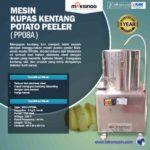Jual Mesin Kupas Kentang Potato Peeler (PP08A) di Medan