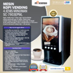 Jual Mesin Kopi Vending LAFIRA (3 Minuman) di Medan