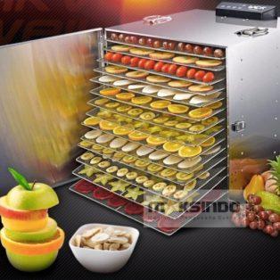 Jual Mesin Food Dehydrator 15 Rak (FDH15) di Medan