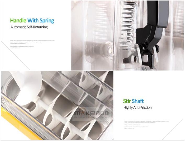 Mesin Slush (Es Salju) dan Juice - SLH01-6