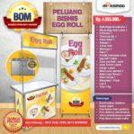 Paket Usaha Egg Roll Listrik Progam BOM