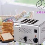 Jual Mesin Bread Toaster (Roti Bakar-D04) di Medan