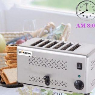 Jual Mesin Bread Toaster (Roti Bakar-D06) di Medan