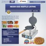 Jual Mesin Egg Waffle Listrik (EW06) di Medan