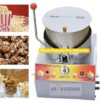 Jual Mesin Popcorn Gas (MKS-POP10) di Medan