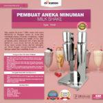 Jual Mesin Milk Shake Pembuat Aneka Minuman (YX-02) di Medan
