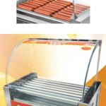 Jual Mesin Pemanggang Hot Dog (MKS-HD5) di Medan