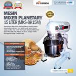 Jual Mixer Planetary 15 Liter New High Quality (MKS-BK15M) di Medan
