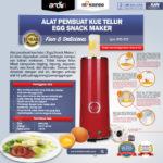 Jual Egg Roll Snack Telur Rumah Tangga ARDIN ARD-202 di Medan