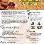 Training Usaha Roti Manis dan Tawar, 16 Desember 2017