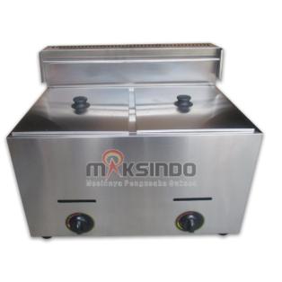 Jual Mesin Gas Fryer MKS-7Lx2 di Medan