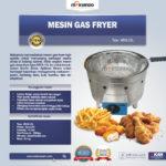 Jual Mesin Gas Fryer MKS-15L di Medan