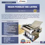 Jual Mesin Pembuat Mie Listrik – MKS-140 di Medan