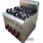 Jual Counter Top 4-Burner Gas Range Medan