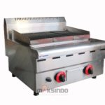 Jual Counter Top Gas Lava Rock Grill MKS-603GL di Medan