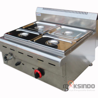 Jual Counter Top Gas Bain Marie MKS-605BM di Medan