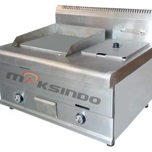 Jual Mesin Gas Fryer MKS-GGF98 di Medan