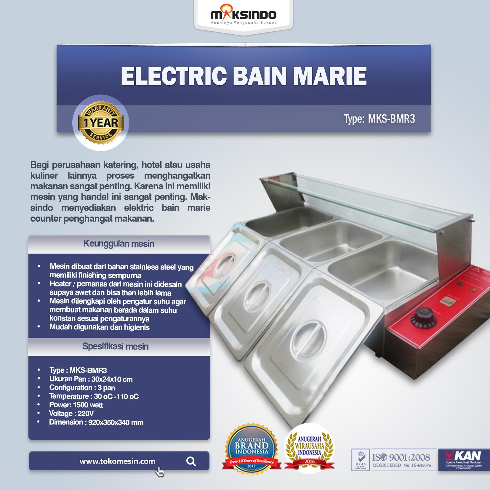 Electric Warmer Penghangat Makanan Minuman Pemanas Elektrik Harga Elektronik Lunch Box Sj0052 Jual Bain Marie Mks Bmr3 Di Medan