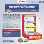 Jual Mesin Diplay Warmer (MKS-1W) di Medan